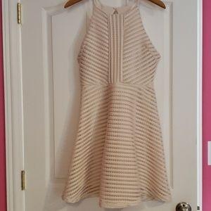Sweet Pea Dress Cream